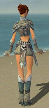 Elementalist Asuran Armor F gray back