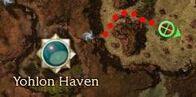 Enadiz the Hardheaded map