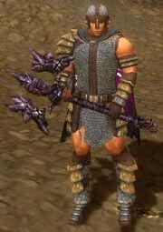 Hammer Warrior