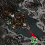 Brartak the Glutton Map