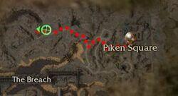 Fallen Soldiers Map