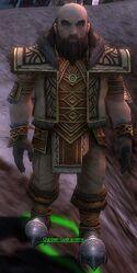 Ogden Stonehealer Armor Deldrimor Front