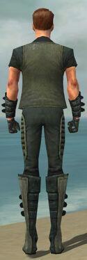 Mesmer Rogue Armor M gray back