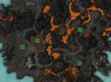 Hell's Precipice Titan Bosses