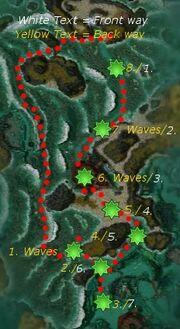 Gyala Hatchery mission map
