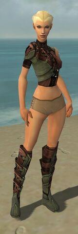 File:Ranger Obsidian Armor F gray chest feet front.jpg