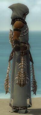 Dervish Primeval Armor M gray side