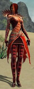 Livia Armor Deldrimor Front