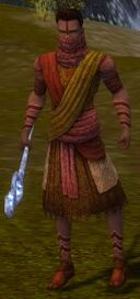 Battle Priest Calibos