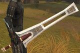 Platinum Broadsword