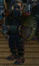 Dwarf Ice Ship Captain