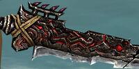 Charr Sword