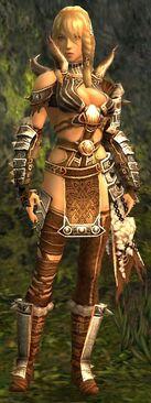 Jora Armor Brotherhood Front