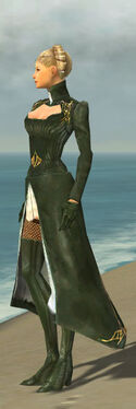 Mesmer Courtly Armor F gray side