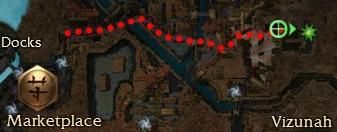 Elim the Am Fah quest path