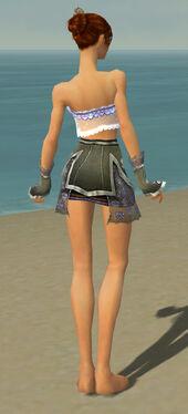 Elementalist Shing Jea Armor F gray arms legs back