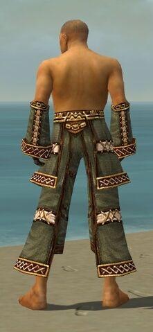 File:Monk Elite Kurzick Armor M gray arms legs back.jpg
