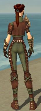 Ranger Krytan Armor F gray back