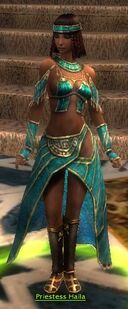 Priestess Haila