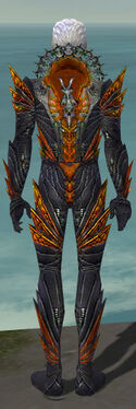 Necromancer Krytan Armor M dyed back