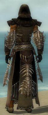 Dervish Primeval Armor M dyed back