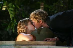 Emma Kissing Byron