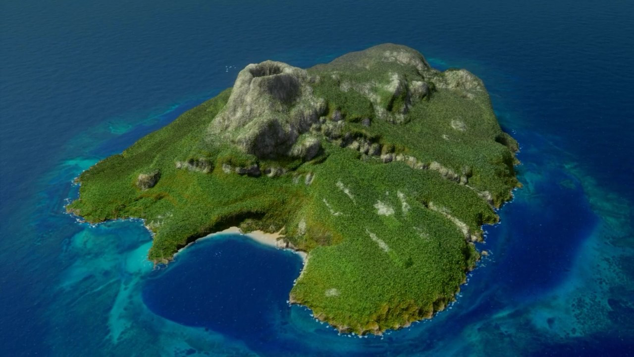 Существует ли остров мако в реальной жизни и где он находится