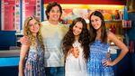 Zac, Mimmi, Ondina and Evie