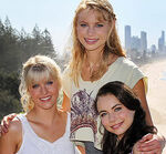 Mako Mermaids' Actors