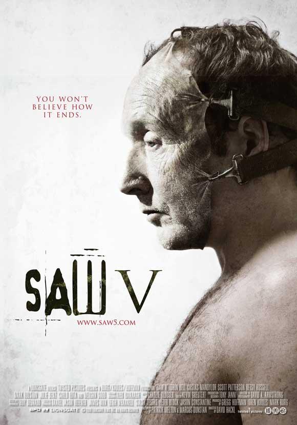 ხერხი 5 საშინელებათა ფილმი (ქართულად) - Saw V / Пила V: Хэллоуин (2008)