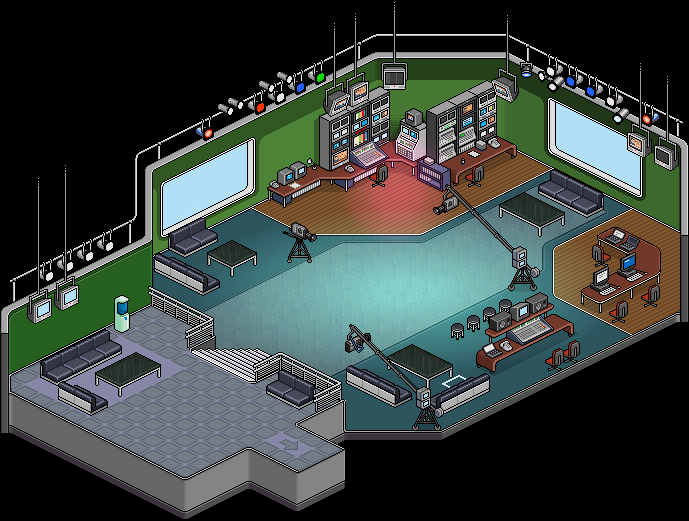 Habbo tv studio habbo wiki fandom powered by wikia for Design hotels wiki