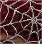 Background spider web