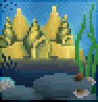 Background dilatory castle