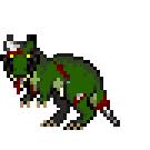 Mount TRex-Zombie