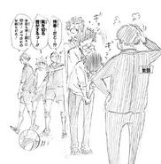 Takeda Apologizing