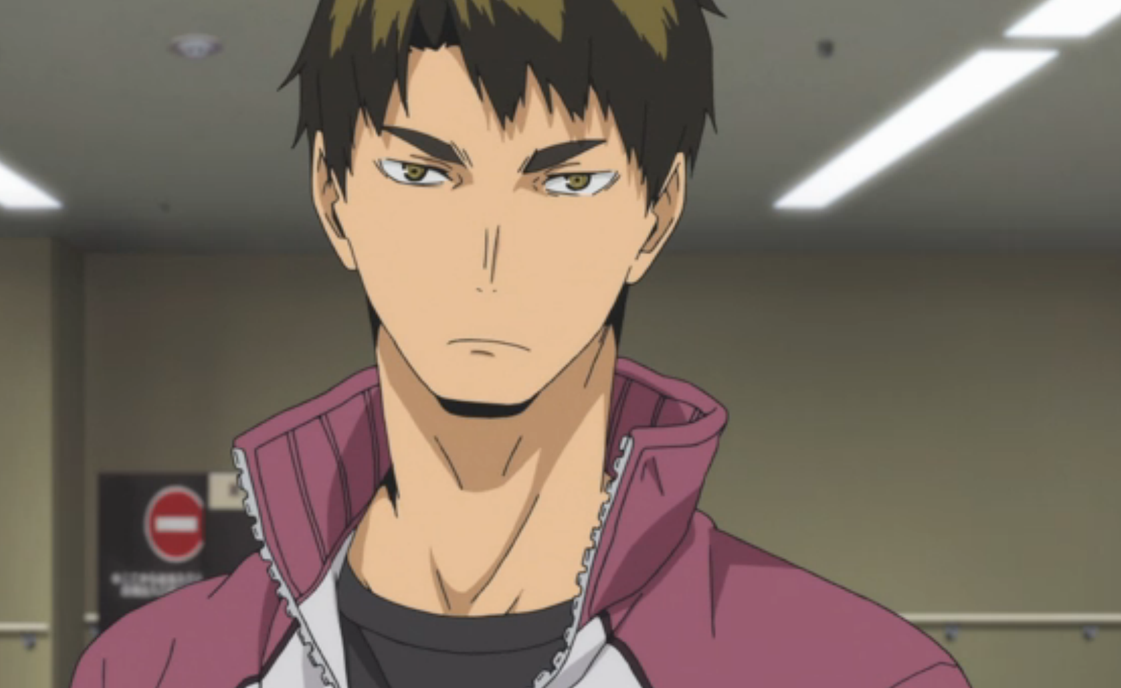 Image result for ushijima wakatoshi