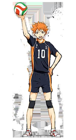 Shōyō Hinata – Haikyū!! Wiki