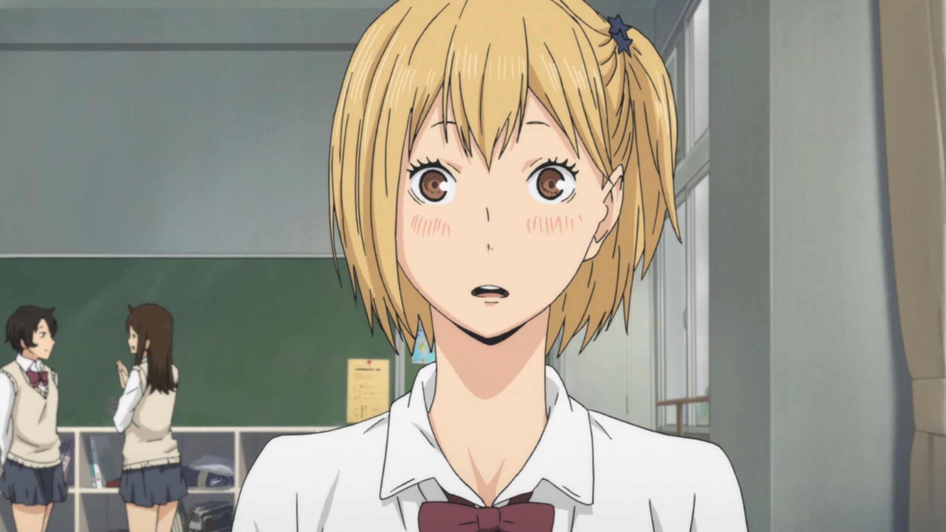 Image result for haikyuu yachi