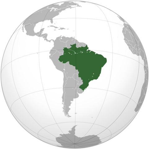 File:Brazil (orthographic projection).png