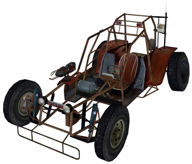 Half Life  Flip Car