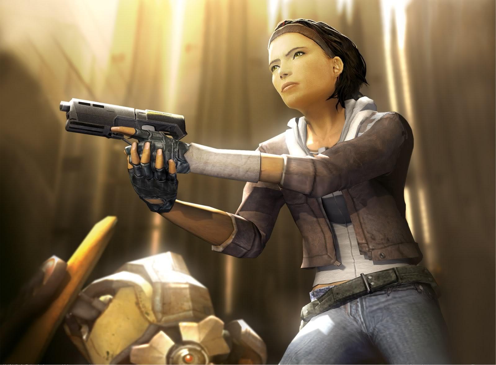 Народная версия - энтузиасты воссоздают Half-Life Alyx в