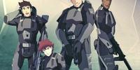 Unidentified Shock Trooper Team