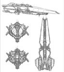 Concept - UNSC Destroyer