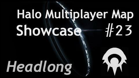 Halo Multiplayer Maps - Halo 2 Headlong