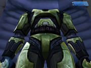 Headless master chief