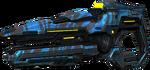 Suppressor render with weapon skin