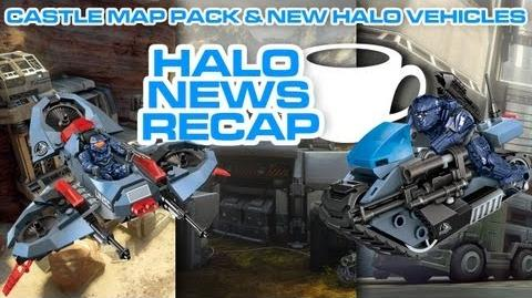 Halo 4 News - Recap for March 15 Castle Map Pack, New Halo 4 Vehicles, Matchmaking Update