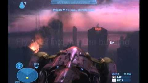 Halo Reach Glitch - Inside Kats Death Room Tutorial
