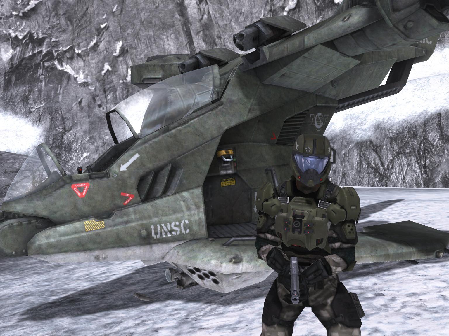 Pilot Halo Nation Fandom Powered By Wikia