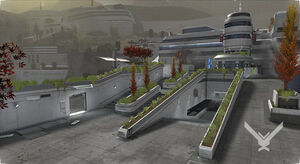 HaloReach - Boardwalk